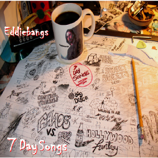 Eddiebangs - 7 Day Songs